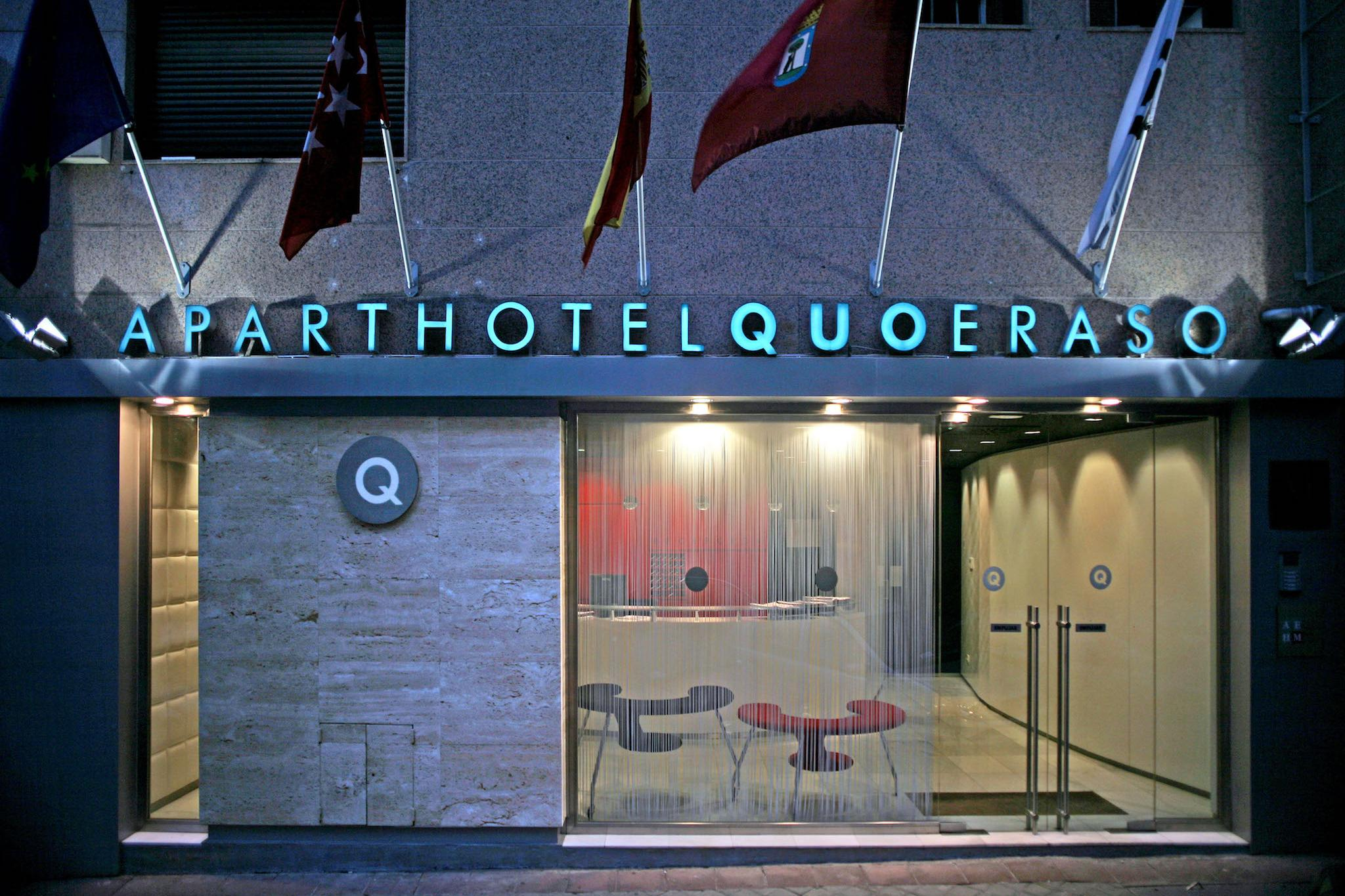 Aparthotel Quo Eraso | Madrid | Welcome to our hotel - 1